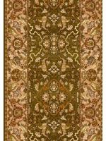 Paklāja celiņš AGNUS Hetman olive  A 70.84€ Paklāju kolekciju celiņi Dizaina Paklājs SIA
