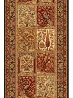 Paklāja celiņš ISFAHAN Timor czarny  A 55.29€ Paklāju kolekciju celiņi Dizaina Paklājs SIA