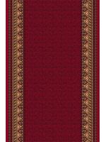 Paklāja celiņš OPTIMAL Rogatek dark red A 15.57€ Optimal Celiņu kolekcija Dizaina Paklājs SIA
