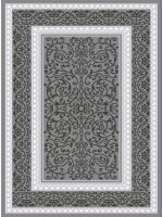 Paklājs ROMANS 2118 graphite 28.14€ Akrila paklāji Dizaina Paklājs SIA