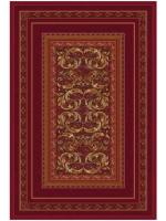 Paklājs STANDARD Aralia dark red A 18€ Standard Classic kolekcija BCC SIA
