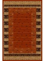 Paklājs STANDARD Karen brick red A 16.47€ Standard Modern kolekcija Dizaina Paklājs SIA