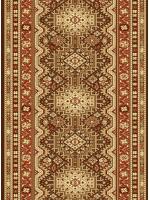 Paklāja celiņš STANDARD Remo dark brown  A 18.3€ Paklāju kolekciju celiņi Dizaina Paklājs SIA