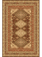 Paklājs STANDARD Remo dark brown A 16.47€ Standard Classic kolekcija Dizaina Paklājs SIA