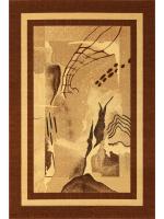 Paklājs STANDARD Ustronie brown A 81.68€ Standard Modern kolekcija Dizaina Paklājs SIA