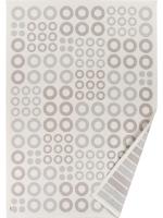 Paklājs KUPU white chenille 47.82€ Abpusējie austie paklāji Dizaina Paklājs SIA
