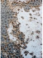 Paklājs CIHANGIR 5011 gold 65.86€ Akrila paklāji Dizaina Paklājs SIA