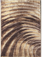 Paklājs SEHER 3D 2872 brown beige B 27€ Seher 3D kolekcija BCC SIA