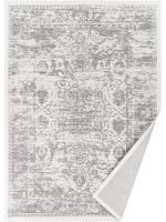 Paklājs PALMSE white chenille 47.82€ Abpusējie austie paklāji Dizaina Paklājs SIA