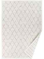 Paklājs VAO white chenille 47.82€ Abpusējie austie paklāji Dizaina Paklājs SIA