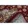 Paklājs ISFAHAN Kantabria ruby A 60€ Isfahan kolekcija BCC SIA