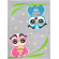 Paklājs FUNKY TOP OWL pelēks 65€ Kids kolekcija BCC SIA
