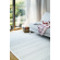 Kовёр TSIRGU white chenille 49€ Двусторонние тканые ковры из хлопка BCC SIA