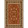 Paklājs STANDARD Hermiona brick red A 18€ Standard Classic kolekcija BCC SIA